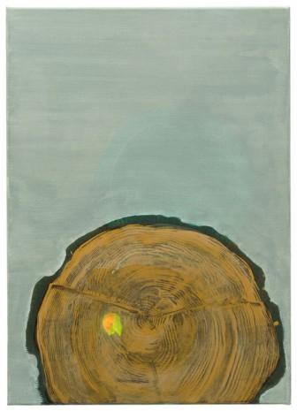 Abgang · 70 x 50 cm · 2010
