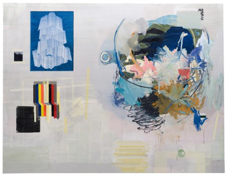 Arena · 200 x 260 cm · 2009