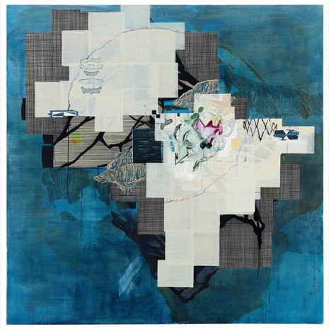 Chronik · 210 x 200 cm · 2012