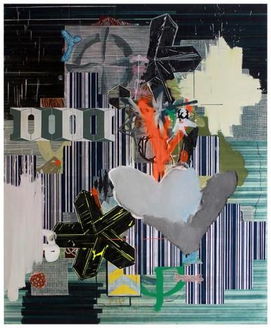 Depot · 200 x 170 cm · 2013