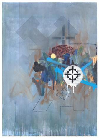 Dipol · 70 x 50 cm · 2012