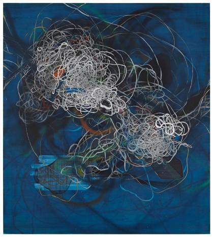Gedanken · 150 x 135 cm · 2014