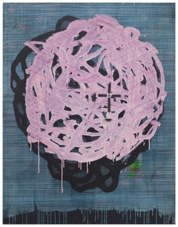 Kopf · 140 x 110 cm · 2012