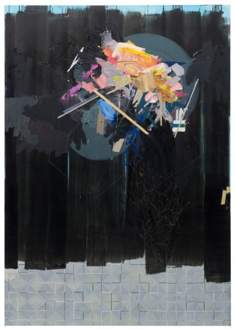 Lager · 240 x 170 cm · 2010