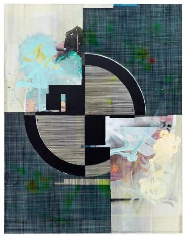 Marke · 140 x 110 cm · 2011