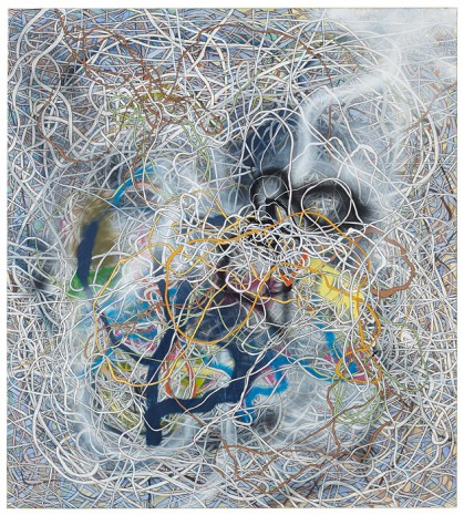 Nest · 150 x 135 cm · 2015