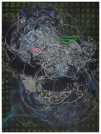Pandora · 240 x 180 cm · 2014