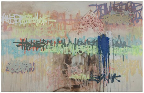 Sediment · 180 x 290 cm · 2013