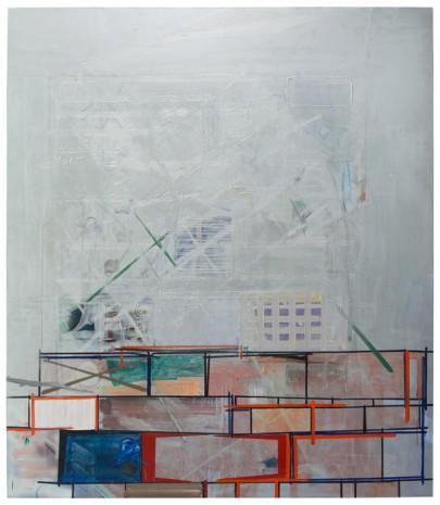 Sockel · 230 x 200 cm · 2007