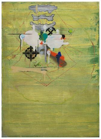 Speicher · 70 x 50 cm · 2012