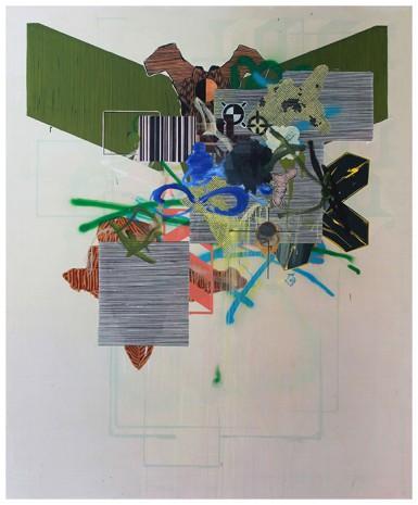 Spiegel · 200 x 170 cm · 2013