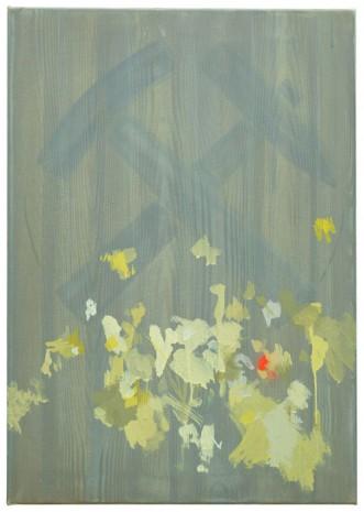 Spuren · 70 x 50 cm · 2010