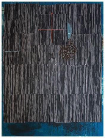 Wächter · 240 x 180 cm · 2013