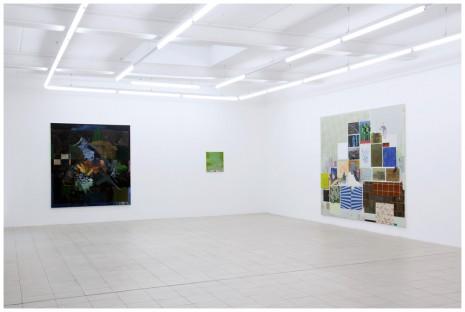»Heimat Schacht« · galerie baer, Dresden · 2008