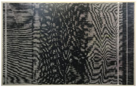 Noise · 185 x 280 cm · 2018